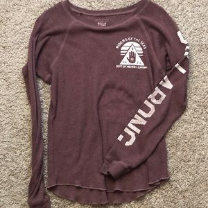 Billabong Long Sleeve Tee